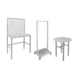 Mobilier aluminium