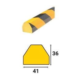 Profilés de protection - Modèle CC pour surface plane - 1m