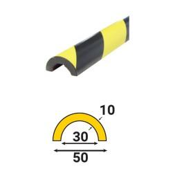 Profilés de protection pour tube - Diam. 30 mm - 1M