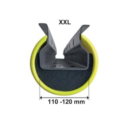 Protection de rack - Taille XXL ( 110 à 120 mm )