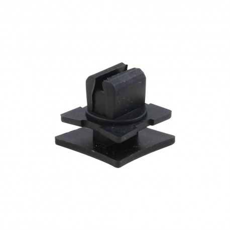 Clip de fixation pour profilé aluminium - 8mm - Lot de 5