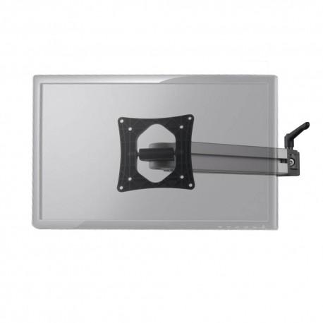 Bras articulé support écran - aluminium