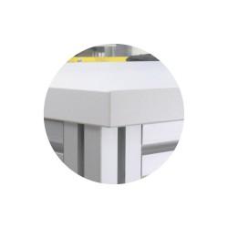 Etabli de travail ergonomique électrique - Affichage magnétique