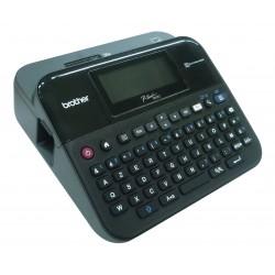 Titreuse Brother P-Touch D600VP + Coffret + Adaptateur