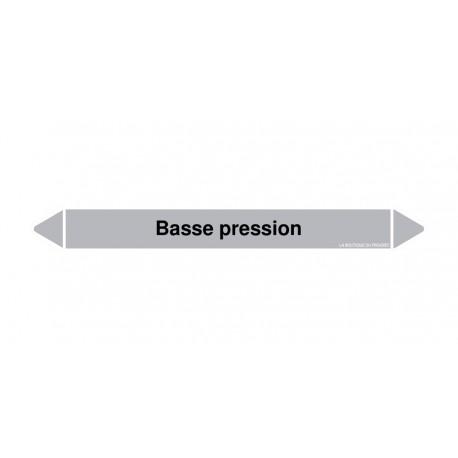 Marqueurs Tuyaux - Basse pression