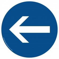 R002 - Obligation de tourner à gauche