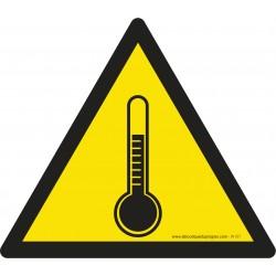 W157 - Danger haute température