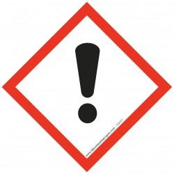 Pictogramme règlementation CLP Danger GHS07