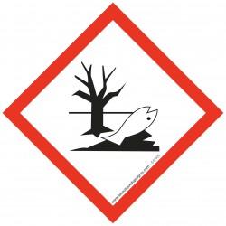 Pictogramme règlementation CLP Danger pour l'environnement GHS09