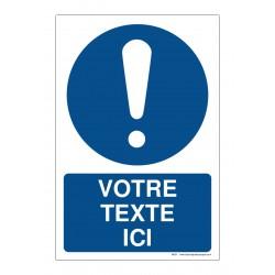 M001 - Obligation générale + Texte
