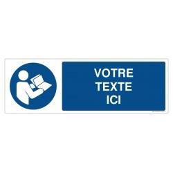 M002 -Consulter le manuel + Texte