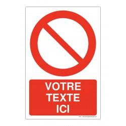 P001 - Interdiction générale + Texte