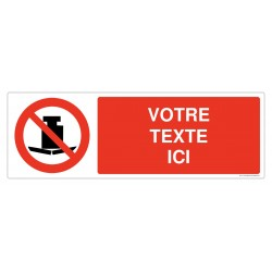 P012 - Interdiction aux charges lourdes + Texte