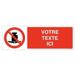 P012 - Interdiction aux charges lourdes + Texte