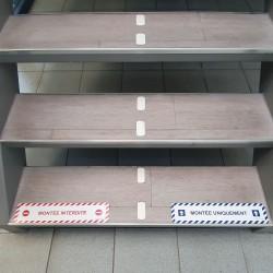 """Kit """"Sens des escalier"""" - 4 pièces"""