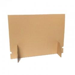 Carton de séparation bureau - H.600 x L.800 mm - lot de 10 pièces