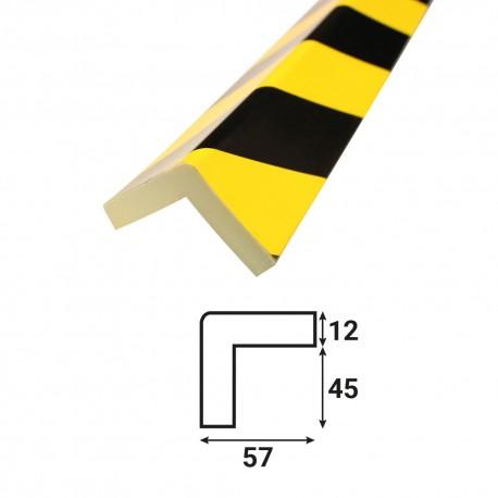 Profilé anti-chocs angle A6 - 1.20 m