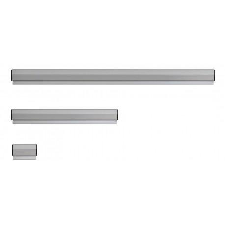 Rail d'affichage magnétique