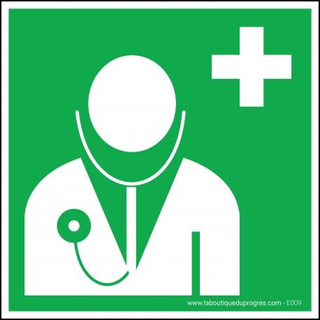 Pictogramme Médecin E009