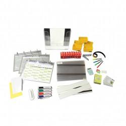 Kit de démarrage espace communication - pochettes portefeuilles