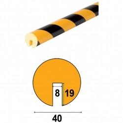Profilés de protection - Modèle B pour IPN - 1m